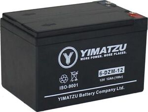 Scooter Battery for E-Bike SLA 12V-12AH