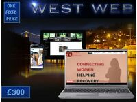 WEST WEB DESIGN - A PERSONALISED BRISTOL BASED SERVICE