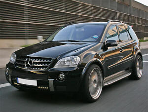 2008 Mercedes-Benz M-Class ML63  AMG SUV, Crossover