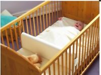 Safababy sleeper cot divider
