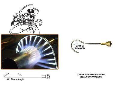 Uniweld Capn Hook Mtf-5 Brazing Tip