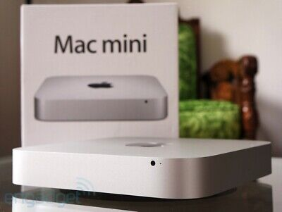 Apple Mac Mini 2.0 GHz i7 Quad Core 6 MB L3 cache 8GB 1.5 TB Fusion HDD Boxed A
