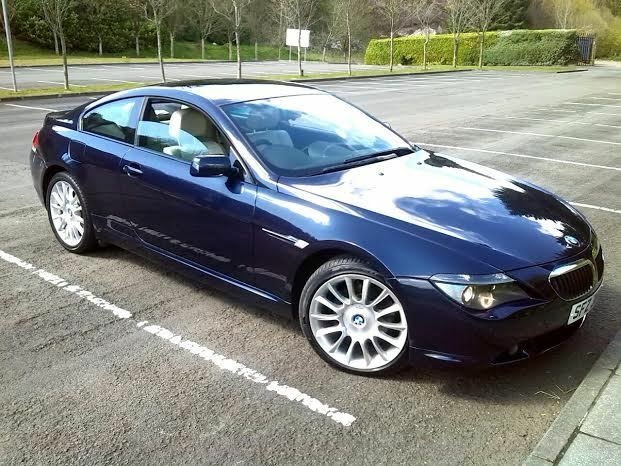bmw 630i coupe 39 special individual spec 6 series bmw individual program fsh in holywood. Black Bedroom Furniture Sets. Home Design Ideas