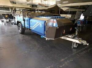EX DEMO Soft-Floor Off-road Camper trailer Campbellfield Hume Area Preview