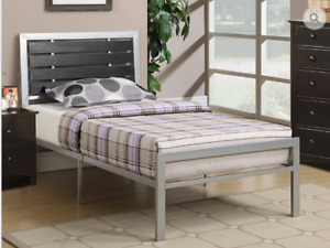 brand new beautiful bed sets and frames at Hometown furniture