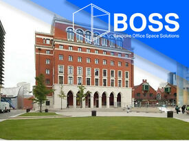 Birmingham B1 City Centre Office Space For Rent | Brindley Place | Grade A Serviced Offices