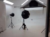 Photo studio intern