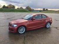 BMW 1 Series Coupe M Sport 118d with Harman Kardon Speaker System
