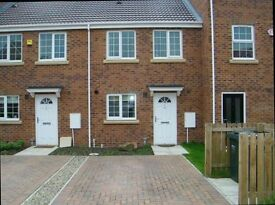2 bed unfurnished terraced house to rent in Blaydon