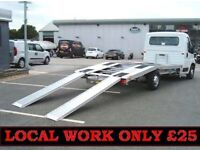 Car Recovery Breakdown £25 Vehicle Collection Delivery Service