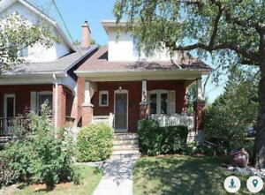 Gorgeous Detached Home On Large Corner Lot Steps To Lake!