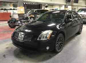 Nissan Maxima SL Top of the Line!!Leather!! Fully Loaded!! Safey