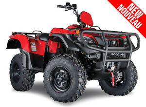 KING QUAD 750 - NON POWER STEERING $43/WEEK OR $8999 ONSALE!