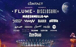Contact Festival 2-day Tickets/Passes