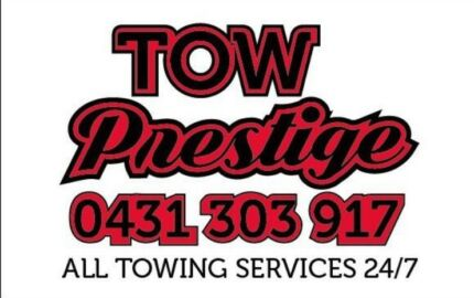 Tow Prestige ALL TOWING SERVICES 24/7