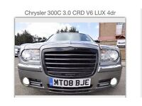 Chrysler 300C huge spec 3.0 CRD V6 4dr