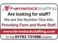 Are you Looking for Farming or Rural work Staff?