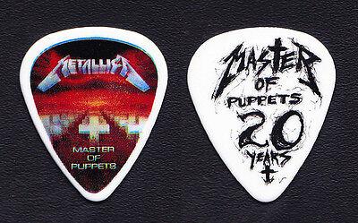 Metallica James Hetfield Master of Puppets Guitar Pick - 2006 Tour
