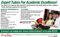 Excellent Tutoring Starts With Excellent Tutors