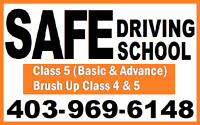 AFFORDABLE PRICE WITH SAFE  DRIVING  SCHOOL
