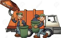 Truck services dump runs & lawn care starts $30