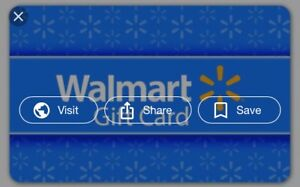Walmart gift cards. I will buy