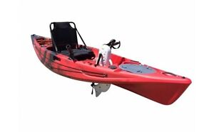 Pedal Kayak for Fishing and Fitness - Australian Designed Mona Vale Pittwater Area Preview