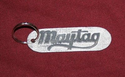 Maytag Key Chain Gas Engine Model Model 92 82 72 Tag Plate Single Twin Hit Miss