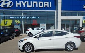 2013 Hyundai Elantra GL Manual/Heated Seats/Bluetooth