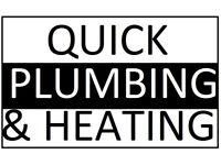Plumber - Tap Repair/Replace / Pipe Leaks / Central Heating / Bathroom Fitting / All other plumbing