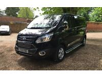 Luxury 8 seater minibus hire with driver also 16 seaters, airport transfers, tours, low rates