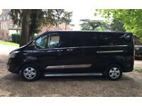 8 seaters with drivers airport transfers