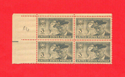 SCOTT # 998 U C V Issue U.S. Stamps MNH - Margin Block of 4 for sale  Shipping to India