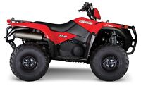 2016 Suzuki KINGQUAD 750AXI DIRECTION ASSISTÉE SE