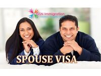 EXPERT IN SPOUSE VISAS - FREE ASSESSMENT FOR UK SPOUSE VISA AND IMMIGRATION ADVICE - PLEASE CALL NOW
