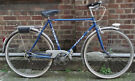 Classic Vintage road bike ARCENCIEL old french brand ,frame size 20inch - stylish with character !!