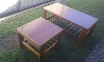 Coffee table with side table set in very good condition! Sunnybank Hills Brisbane South West Preview