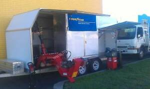 MOBILE TRUCK TYRE FITTING 7 DAYS Cambridge Park Penrith Area Preview