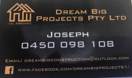 Dream Big Projects