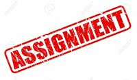 assignment/Online course helpers