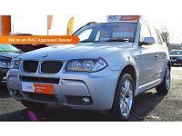 2009 (09) BMW X3 Xdrive 2.0TD | Yes Cars 4 u Ltd
