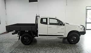 From $100 per week on finance* 2012 Holden Colorado Ute Westcourt Cairns City Preview