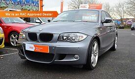 2011 (11) BMW 118D M Sport 2.0 Diesel | Yes Cars 4 u Ltd