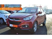 2011 (11) Hyundai IX35 1.7 CRDi premium | Yes Cars 4 u Ltd