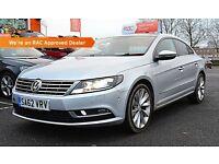 2012 (62) Volkswagen CC 2.0 TDI Blue Motion Tech GT, | Yes Cars 4 u Ltd