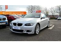 2008 (08) BMW 3 Series 320i M Sport Step Auto Convertible | Yes Cars 4 u Ltd