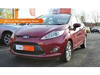 2009 (09) Ford Fiesta Titanium 1.6 Diesel | Yes Cars 4 u Ltd