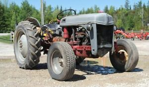 Ford 8n | Find Farming Equipment, Tractors, Plows and More