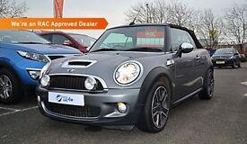 2009 (09) MINI Convertible 1.6 Cooper S | Yes Cars 4 u Ltd