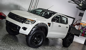 From $135 per week on finance* 2013 FORD RANGER PX XL CAB CHASSIS Westcourt Cairns City Preview